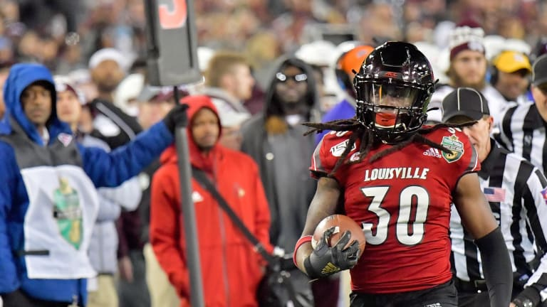 Louisville defense motivated against Mississippi State