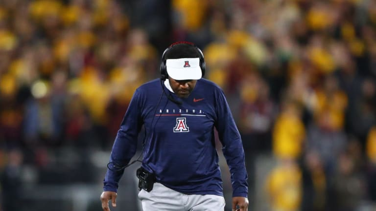 Arizona athletics: Decade of Decline? Pt. 1