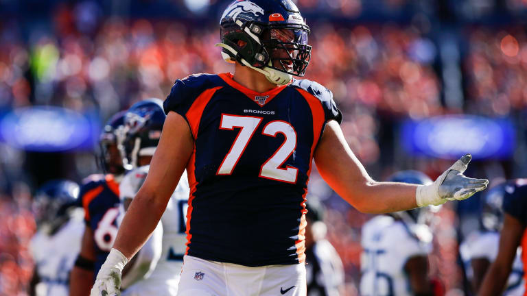 Elway Addresses Whether Broncos are Comfortable With Garett Bolles as LT in 2020