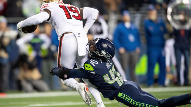 All 22 Review: Why Have Seahawks Played Lano Hill Over Marquise Blair?