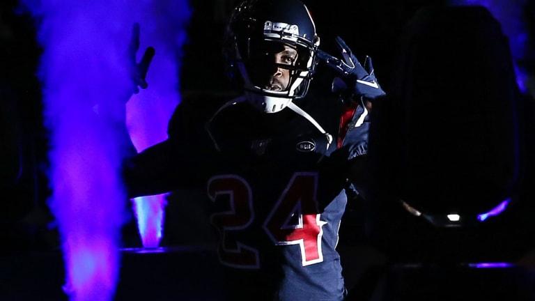 Texans and Johnathan Joseph mutually part ways heading into 2020