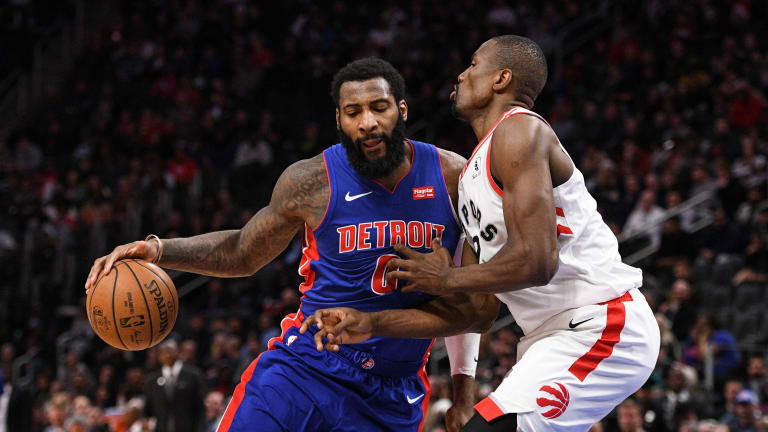 Andre Drummond Reaffirms Commitment to Pistons: 'I'm Not a Quitter'