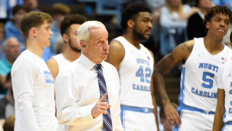 Roy Williams Rips North Carolina: 'This Is Not a Very Gifted Team'