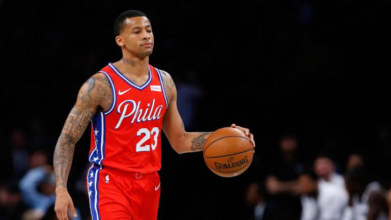Philadelphia 76ers Will Stick With Trey Burke