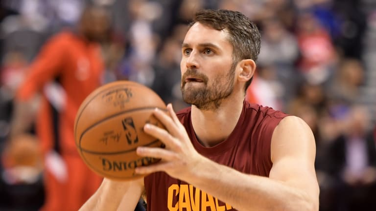 Amico on The Fan: Moves Likely For Cavs at Trade Deadline