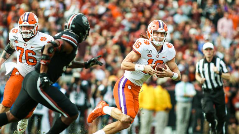 Clemson Rolling Against the SEC