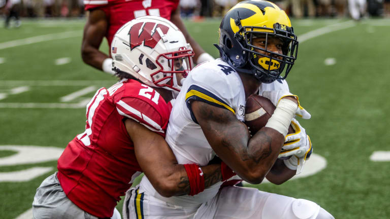 Michigan Player Comparison: Nico Collins Hopes To Match, Exceed Junior Hemingway