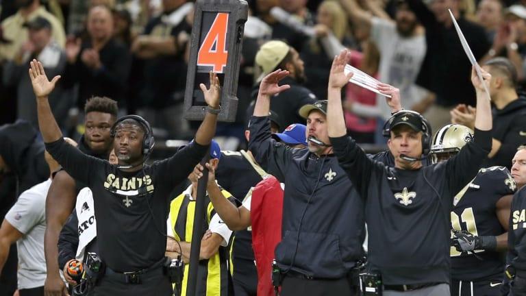 Report: Giants Interested in Saints Defensive Backs Coach Aaron Glenn for Defensive Coordinator
