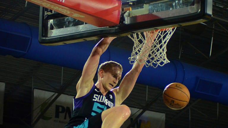 Photo gallery: Greensboro Swarm vs. Long Island Nets