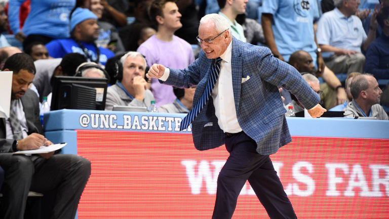 Roy Williams: North Carolina 'Should Probably Fire Me' After Loss to Clemson