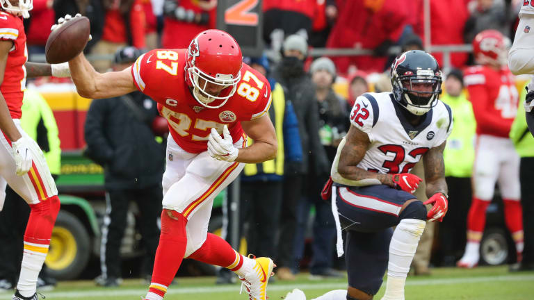 Texans Squander 24-0 Lead and Trip to the AFC Title Game in Horrid Loss to the Chiefs