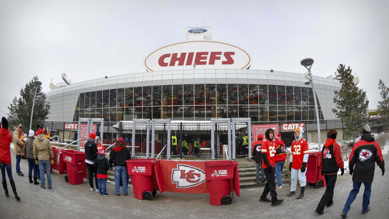Tickets for AFC Championship Game Go on Sale Monday