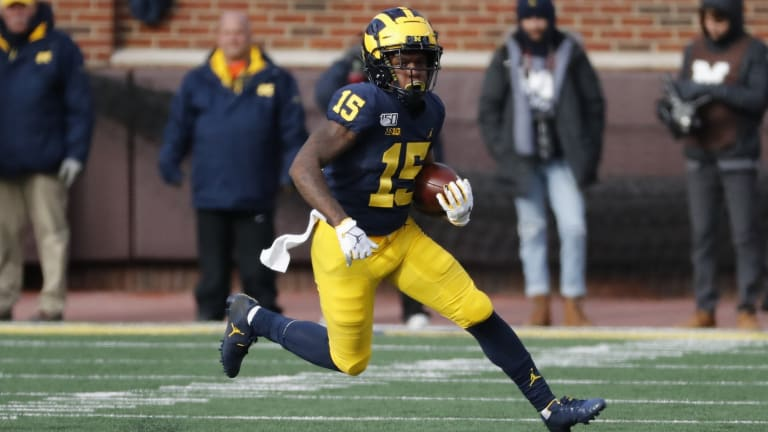 Michigan Player Comparison: Is Giles Jackson The Next Steve Breaston?