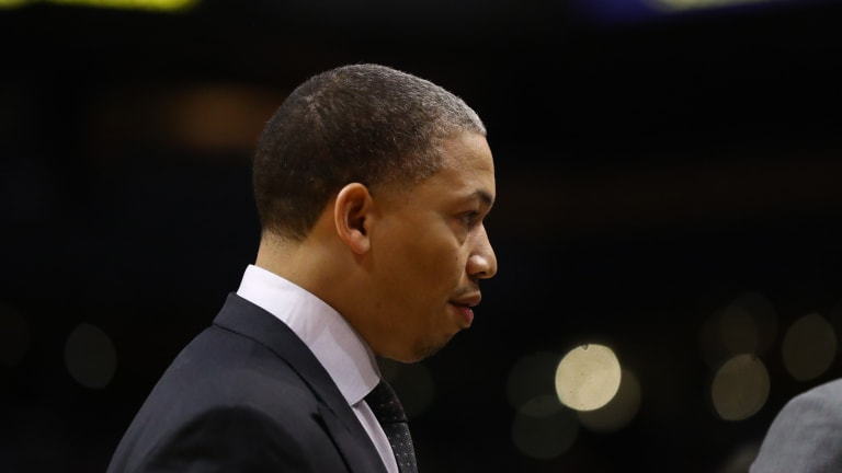 Ty Lue didn't think he'd be with the Clippers this season