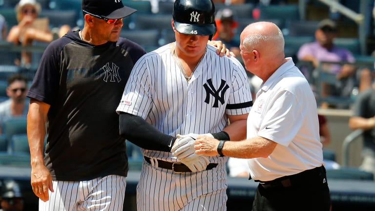 Yankees Announce Changes to Player Health and Performance Staff