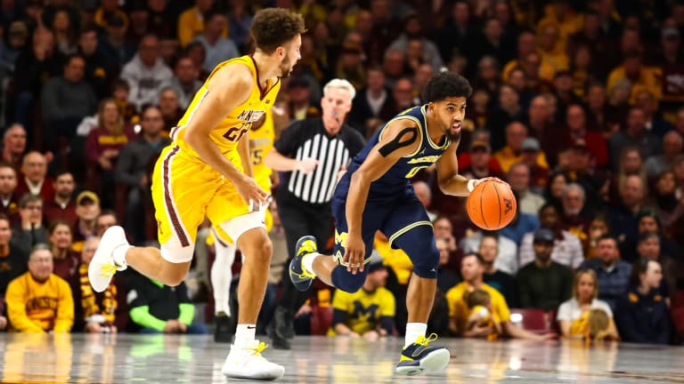 Michigan Hoops Missed A Chance To Buck Road-Trip Woes