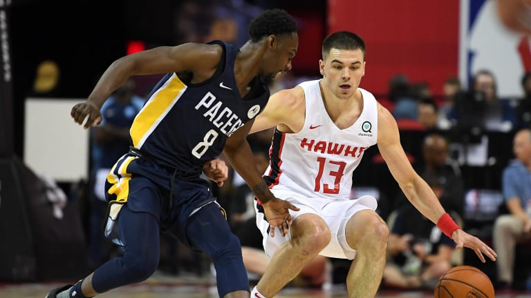Cavs to Sign Rookie Guard Mooney to Two-Way Deal