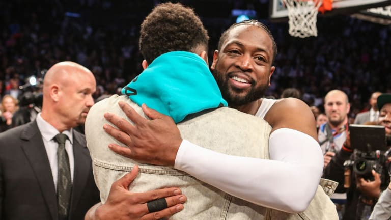 Dwyane Wade to launch marketing company with CAA talent agency