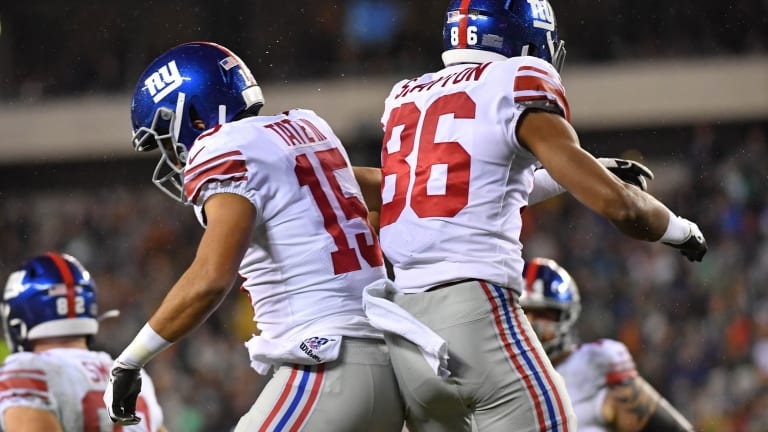 Do the Giants Have Enough Assets for Their Passing Game?