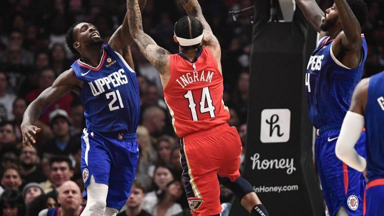 Clippers begin Grammy road trip against soaring Pelicans