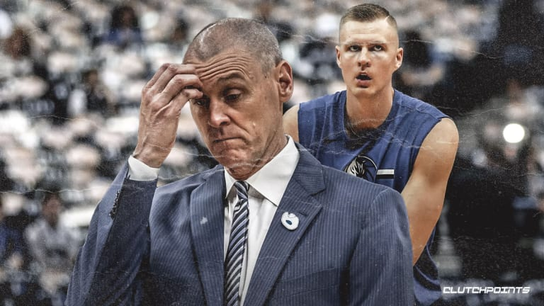 Porzingis Trade Rumors Persist - But Mavs Think He's 'Trending Up'