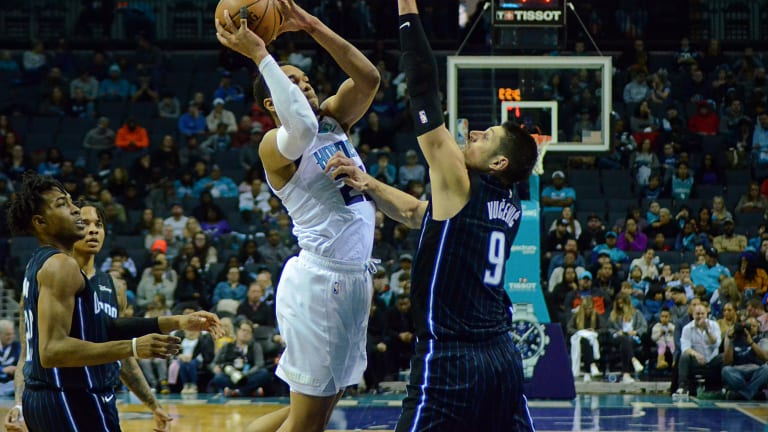 Photo gallery: Charlotte Hornets vs. Orlando Magic