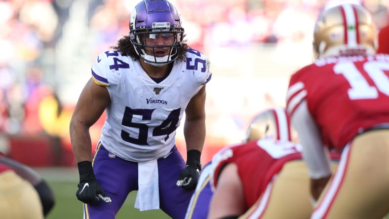 Eric Kendricks, Everson Griffen Among Four More Vikings Added as Pro Bowl Replacements