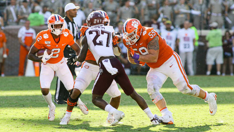 OL Review: The All ACC Team