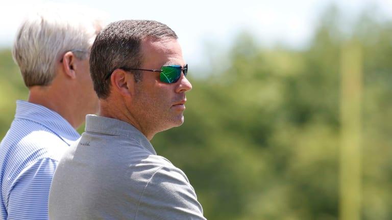 Bills GM Beane Assessing Future Talent At Senior Bowl