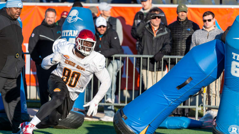 Senior Bowl Risers Neville Gallimore and Josh Jones Could Be First Round Options For Vikings