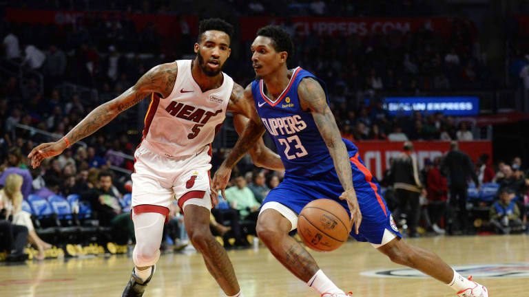 Clippers Hope to Rebound Against Heat