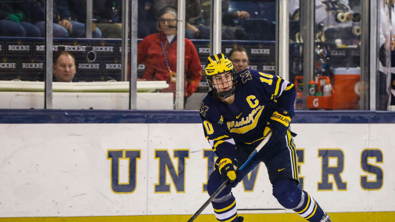 Michigan Hockey On A Tear Offensively