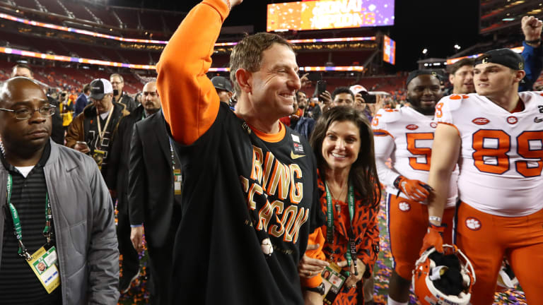 """Our Favorite """"Dabo-isms"""""""