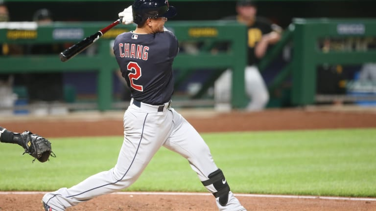 Cleveland Indians: Second Base Options Moving Forward