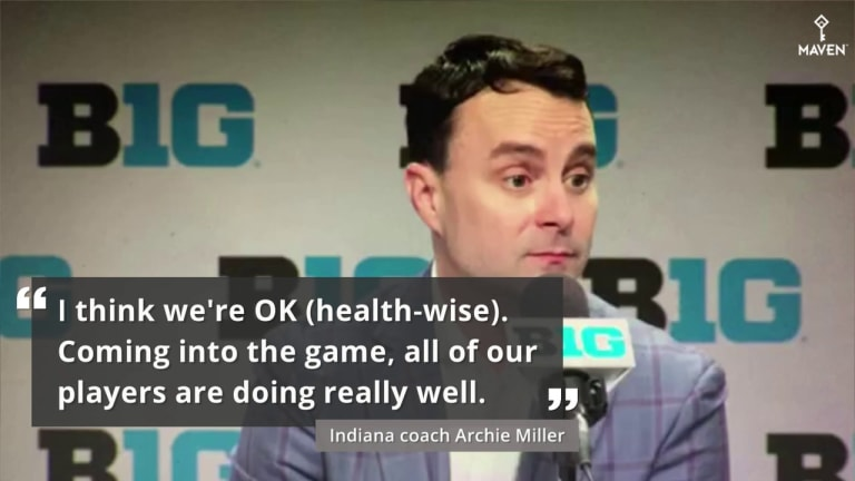 Archie Miller Holding News Conference Tonight for First Time in 139 Days