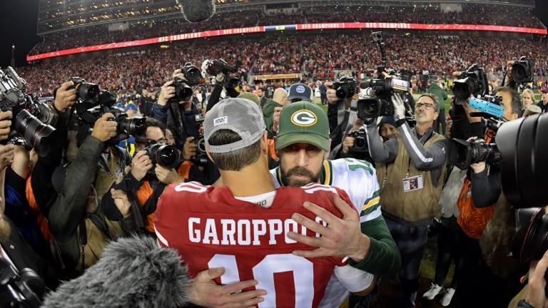 Cal Football: Aaron Rodgers Suffers His Lowest Rating in NFL Network's Top 100