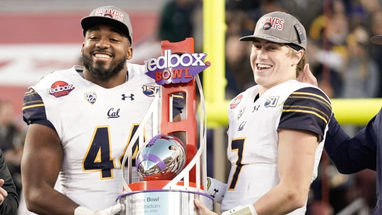 Redbox Bowl Canceled for This Season – The 2019 Game Gave Cal Hope