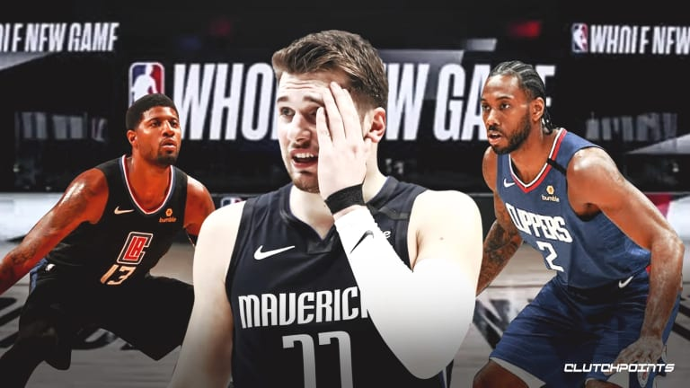 Mavs Vs. Clippers: Game 1 Scheduled; Dallas' Luka Doncic Readies For NBA Playoffs 'Trash Talk'