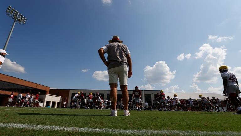 Fall Camp Preview: Process Begins Again for Alabama Football