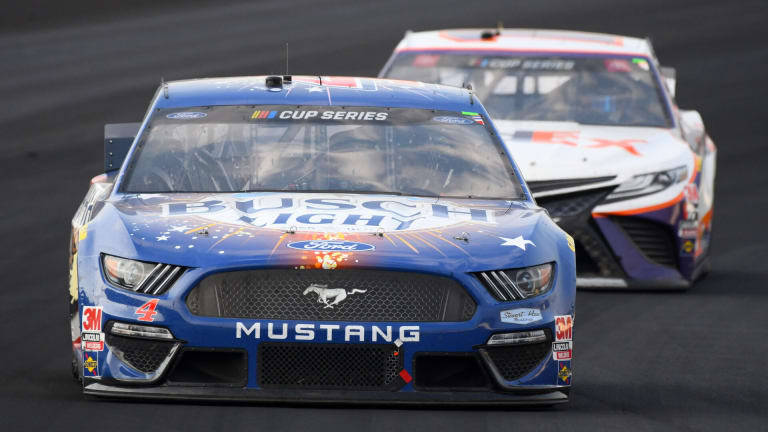 NASCAR DFS: Foxwoods Resort Casino 301 at New Hampshire Motor Speedway DraftKings Lineup Plays