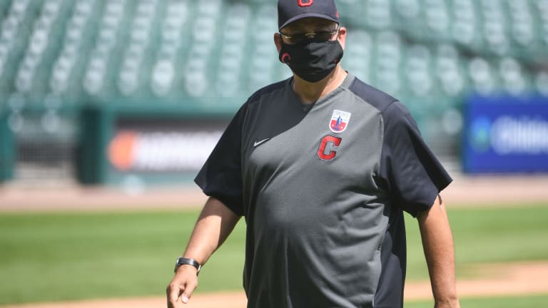 Indians Manager Terry Francona Out For Remainder of Season Due To Health Concerns