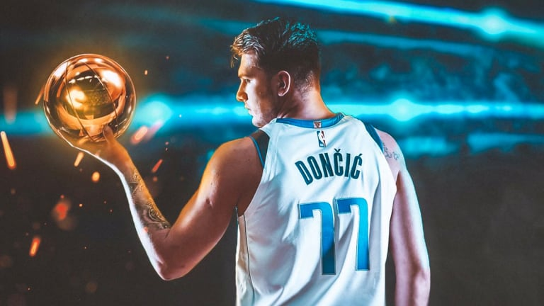 WATCH: Luka's Week - From Body Slam To Doncic's Dallas Mavs NBA Playoffs Pledge