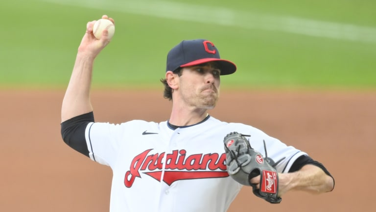 A Look at the Cleveland Indians 2021 Starting Pitching Rotation