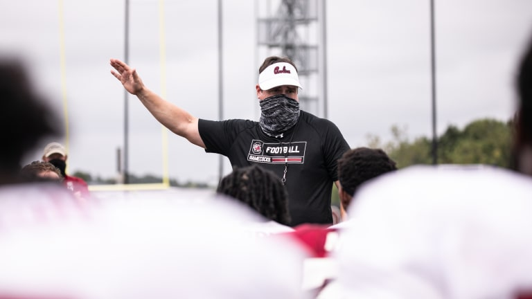 Gamecocks To Hold Demonstration In Place of Monday's Practice