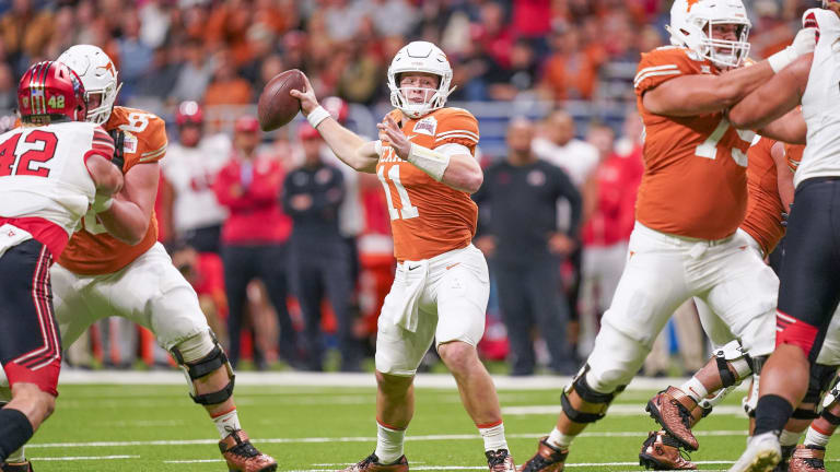 The Gould Standard: No. 13 Texas