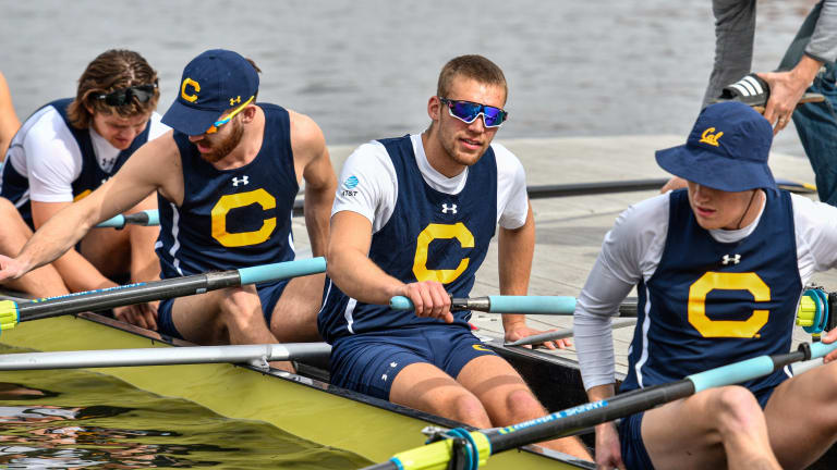 Cal Rowing: Elliott Kemp's UK Hometown Once Snubbed by Queen Victoria