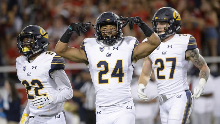 Spring Preseason All-America Teams -- Two from Cal Make Second Team