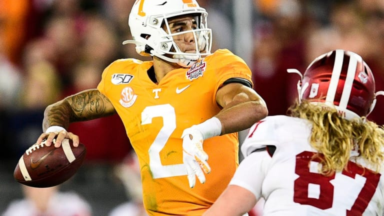 Mr. CFB: No. 13 Tennessee