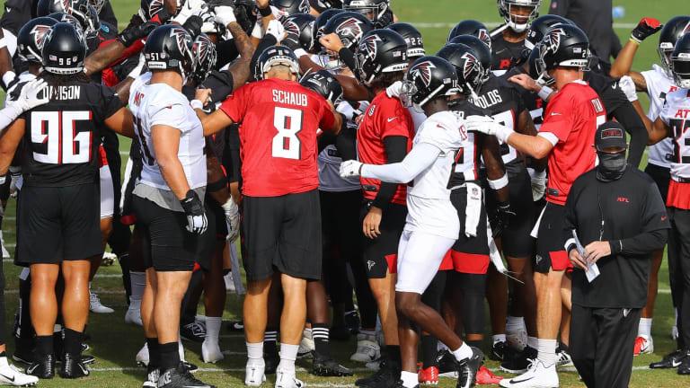 Atlanta Falcons Place Steven Means On Reserve/COVID-19 List
