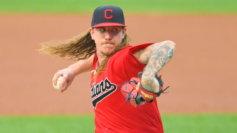 Braves rumored to be interested in Cleveland's Mike Clevinger